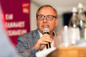 Robert Metzger bei Veranstaltung mit Kevin Kühnert