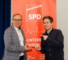 Robert Metzger und Kevin Kühnert