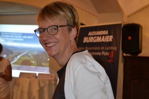 SPD-Landtagskandidatin Rosenheim Ost, Britta Promann