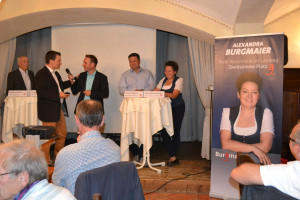 BBT-Veranstaltung der SPD Rosenheim Stadt