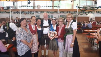 SPD Rosenheim und die Miss Herbstfest 2018
