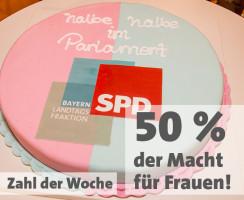 Gesetzesinitiative der Landtagsfraktion zur Paritè in den Parlamenten