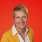 Britta Promann, kommissarische Vorsitzende der AsF Rosenheim Stadt