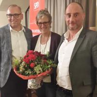 v.l. Robert Metzger; Elisabeth Jordan; Thomas Frank