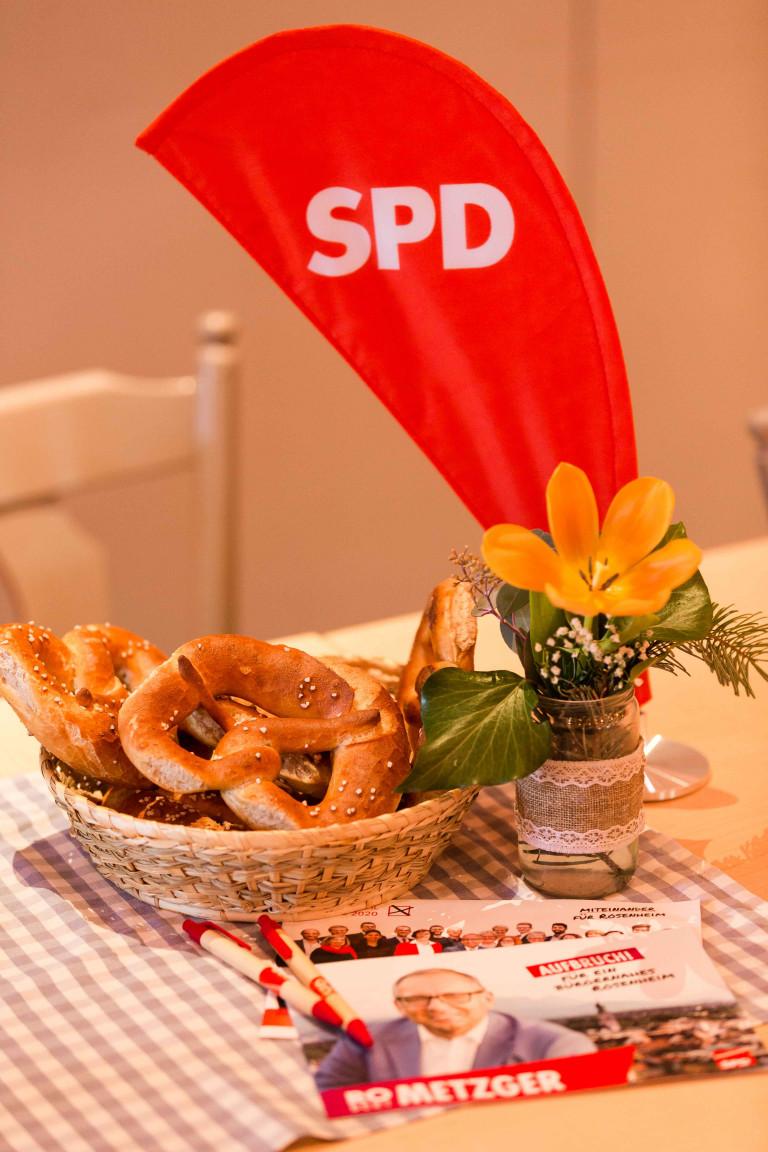 Politik im Wandel – Kevin Kühnert spannt den Bogen von der Bundes– zur Kommunalpolitik bei der Rosenheimer SPD III