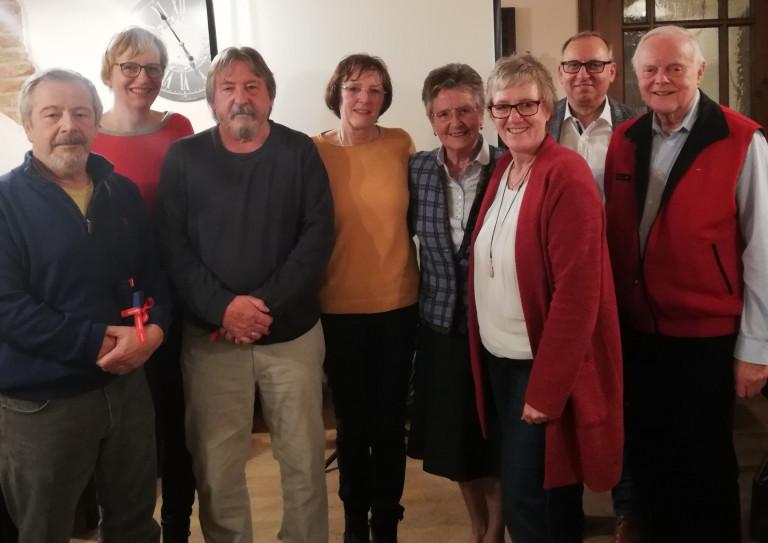 Weihnachtsfeier 2019 SPD Rosenheim mit Ehrungen