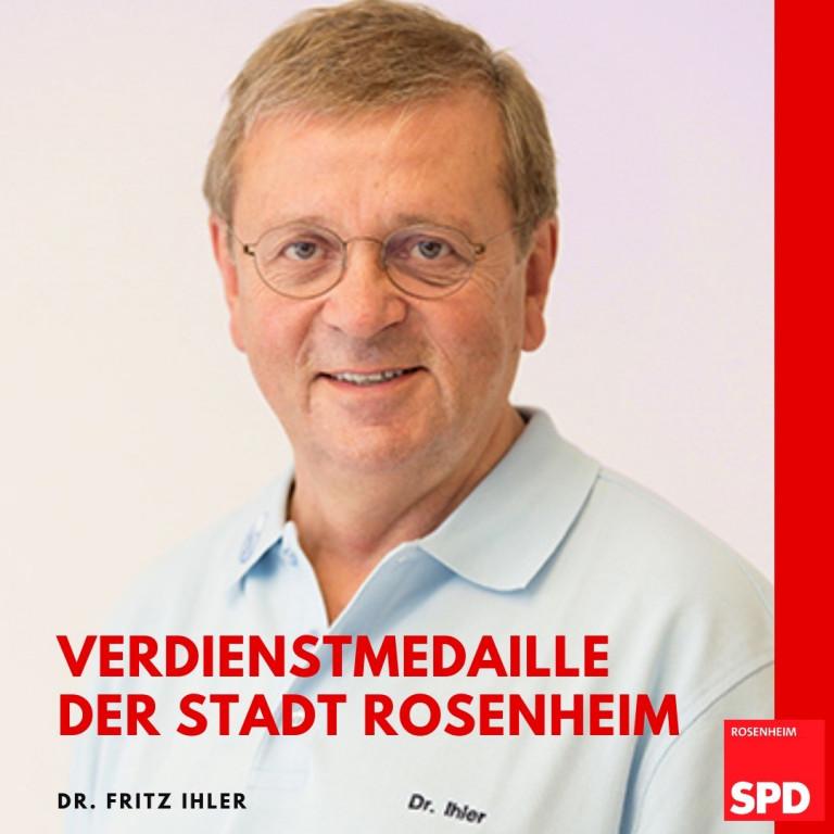 Fritz Ihler Verdienstmedaille